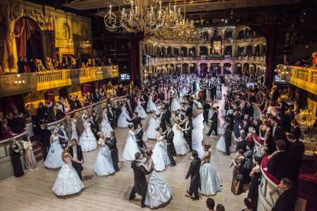 Faust Ball at the Hungarian State Opera House